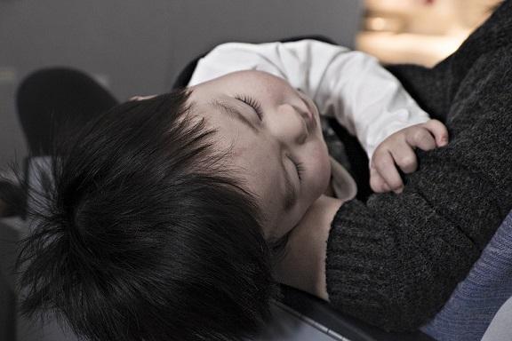 赤ちゃんの風邪を初体験