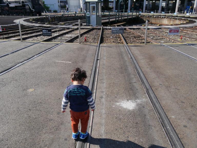 1歳11ヶ月の息子と京都への「電車」尽くしの1泊旅行