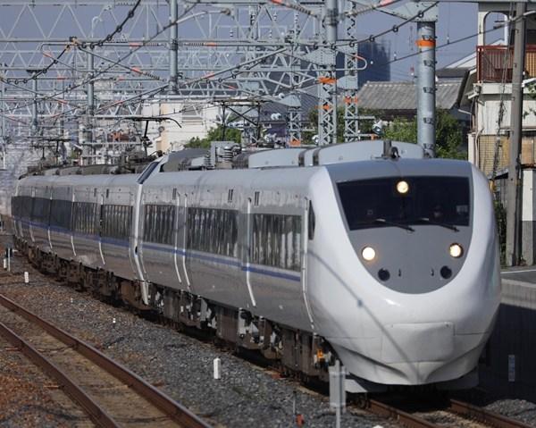 サンダーバード 京都旅行